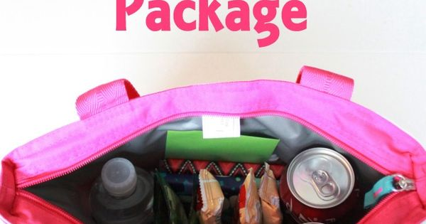 DIY Hospital Care Package ~ So easy and thoughtful | Homemade Gift