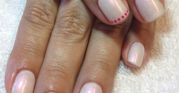 CND Shellac. Iced Coral over Tropix. | Cnd nails, Coral