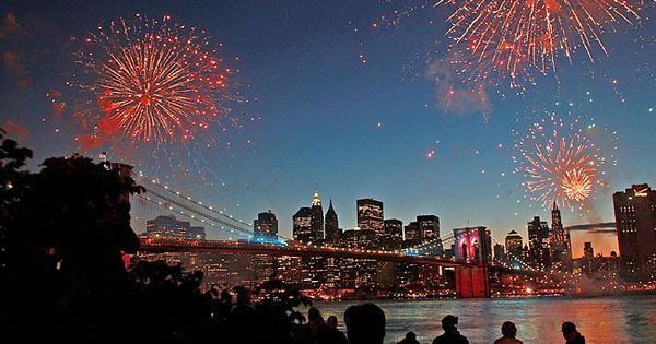 brooklyn bridge july 4th 2015