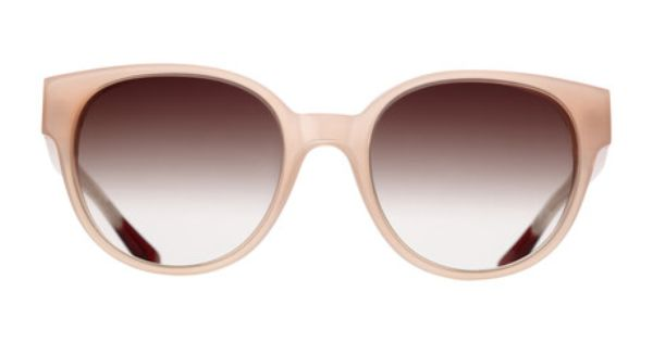 Peach Vintage Sunglasses.
