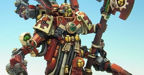 how to read thousand sons horus heresy
