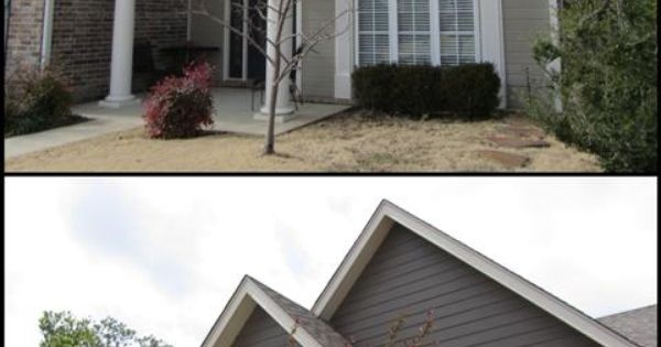 Bottom Photo Sherwin Williams Homestead Brown Paint Pinterest Homesteads Exterior And