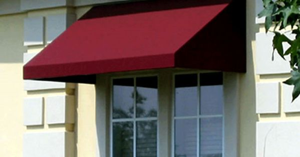 Window Awnings Home Fabric Awnings New Yorker Low