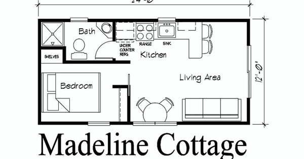 12 x 24 cabin floor plans google search cabin coolness for Home design 6 x 20