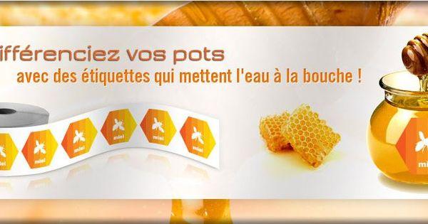 233 tiquettes pour pots de miel confiture le miel et les abeilles pot de miel