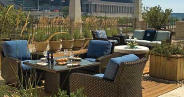 patio furniture leeward wicker cuddle chair by lane venture dallas