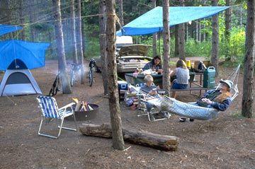 Camping At Peninsula State Park Wisconsin State Parks State Parks Wisconsin Travel