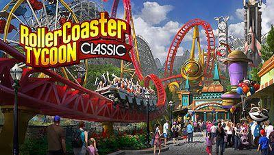Rollercoaster Tycoon Classic Apk Full Mod Obb Data Download Rollercoaster Tycoon World Roller Coaster Roller Coaster Tycoon