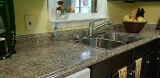 How To Install Plastic Laminate Kitchen Countertops Countertop