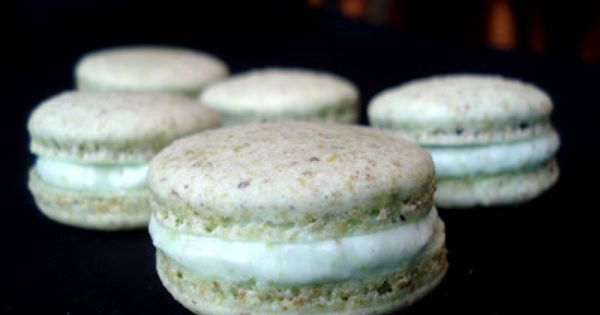 Pistachio Macaroons | Food Gawking | Pinterest | Pistachios, Macaroons ...