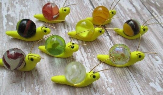 Top 10 Ways To Recycle And Reuse Glass Marbles Mini Fairy Garden Miniature Fairy Gardens Polymer Clay Fairy
