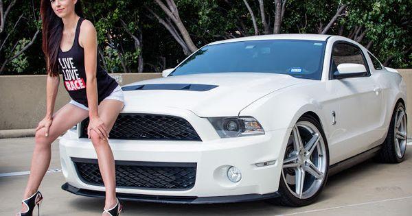 Mustang Shelby Cobra >> Car Girl: Kat Hagen   TheGentlemanRacer.com   Ford Mustang   Pinterest   Car girls, Cars and ...