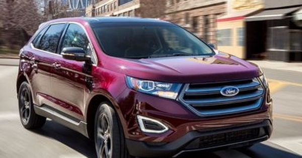 2018 Ford Edge Gets New Appearance Package Ford Edge Ford Edge