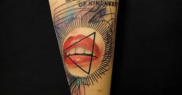 Abstract Tattoo by Xoil Tattoo | Tattoo No. 10483