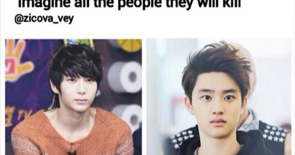 EXO-L and Starlight here Me: funny since D.O. is known for ...
