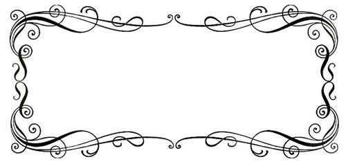 Gorgeous Free Vintage Frames Borders Ornaments Free Clip Art Clip Art Borders Free Clip Art Borders