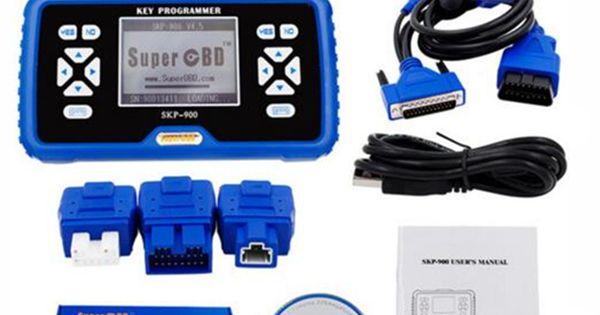 Superobd Skp900 V5 0 Obd2 Key Programmer V5 0 Skp 900 Superobd Skp