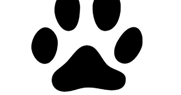 Cat Footprint Icon In Android Style This Cat Footprint Icon Has Android Kitkat Style If You Use The Icons For Android Apps W Cat Footprint Android Icons Icon