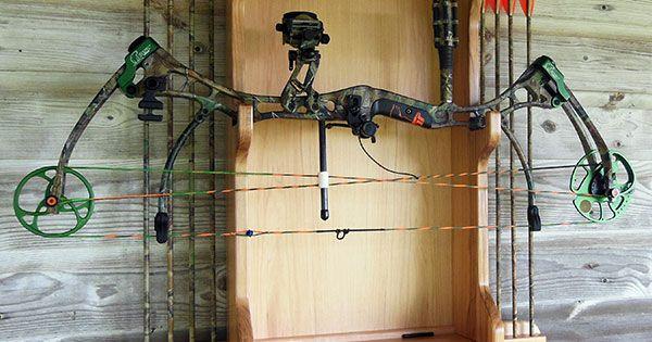 Man Cave Archery : Bow cabinet or archery man cave pinterest