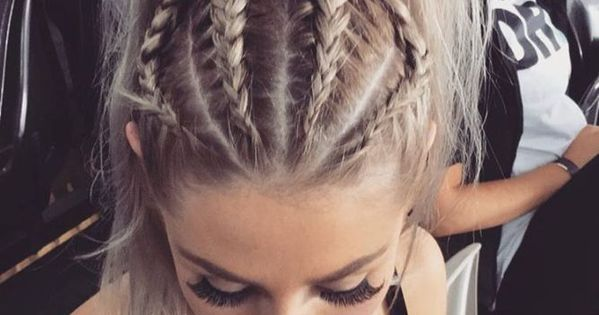 Crochet Braids Queue De Cheval : ... Hairstyles Pinterest Styles de queue de cheval, Epices et Chic