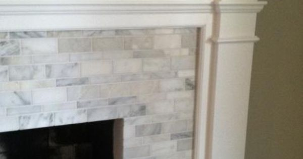 Ok this is too expensive, but like this? Fireplace mantle ...