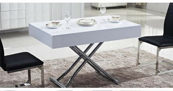 Table basse transformable le top10 table basse relevable modulable et table - Table basse caravane ...