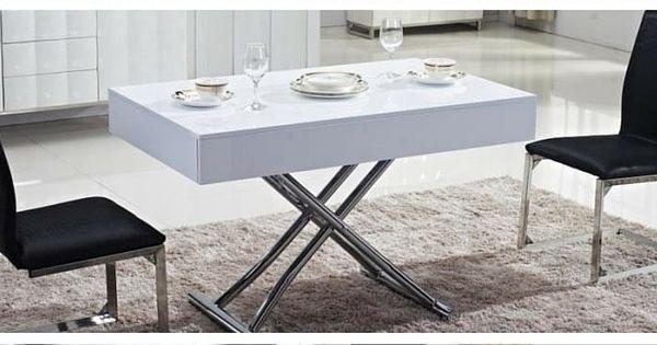 Table basse transformable le top10 table basse relevable modulable et table - Table basse caravane ...