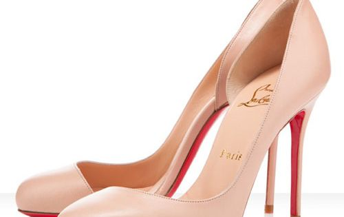 If only they made them for real women. Christian Louboutin MUST BE