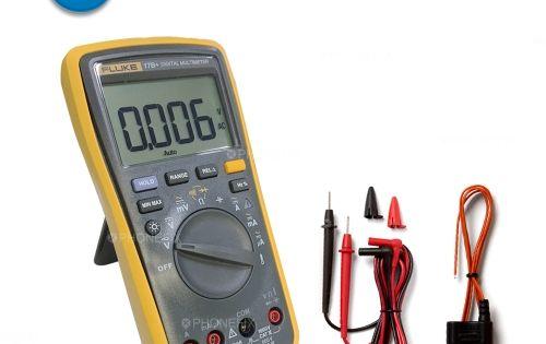 Fluke 17b Digital Multimeter 15b Multimeter For Mobile Phone Repair Multimeter Phone Repair Mobile Phone Repair