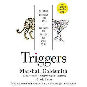 Triggers Audio Books Behavior 2017 Book List