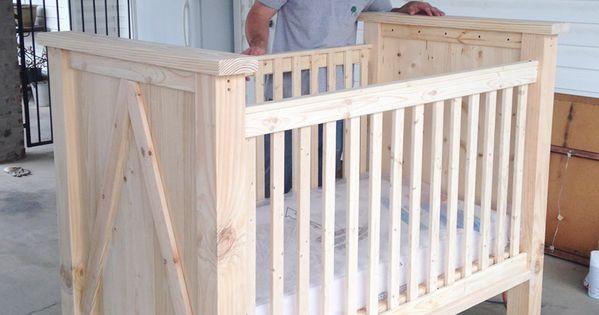 Diy Crib Diy Crib Cribs And Diy