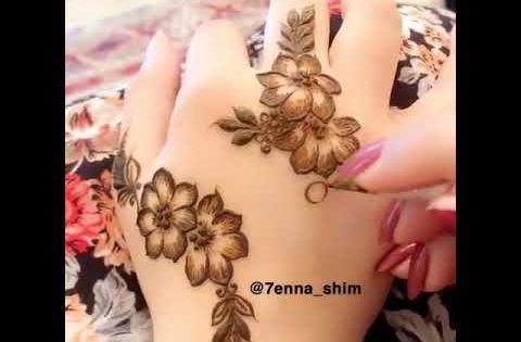 نقش عيد وردات Youtube Mehndi Designs For Hands Mehndi Art Designs Mehndi Designs For Fingers