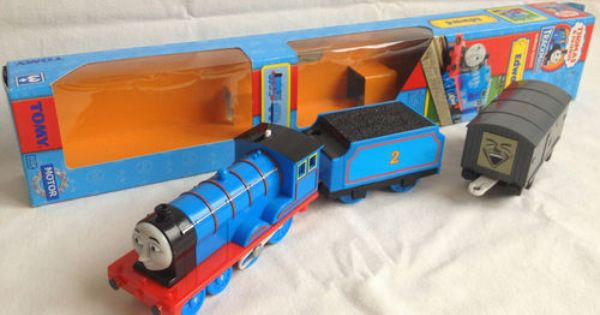 tomy trackmaster meet the twins 3
