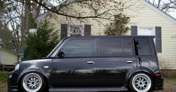 Slammed Scion Xb Scion Xb Toyota Scion Xb Scion