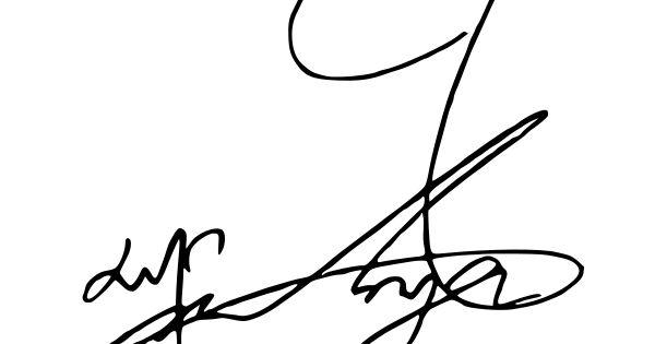 File Park Jimin Signature Bts Svg Tanda Ide Tato Jimin Bts