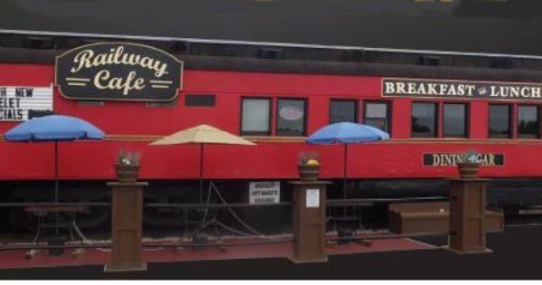 Railway Cafe Somerset Ma Tea Room Railway Cafe