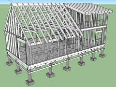 Pier And Beam Foundation House Plans Arts Pier And Beam Foundation House Plans House On Stilts