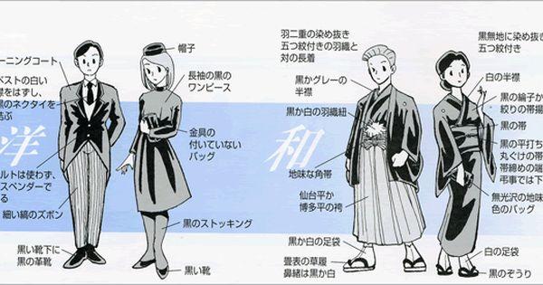 お葬儀のマナー 焼香の作法 服装 喪服について 葬式 喪服 葬式 服装