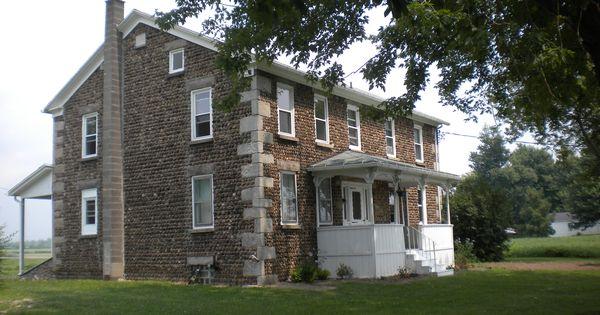 Cobblestone House Town Of Royalton New York Cobblestone