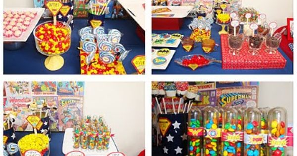 Superhero Birthday Party. Love the photo booth back Party Ideas| http://partyideas803.blogspot.com