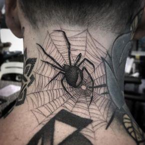 Jordy Hooper Com Imagens Tatuagem De Aranha Tatuagem