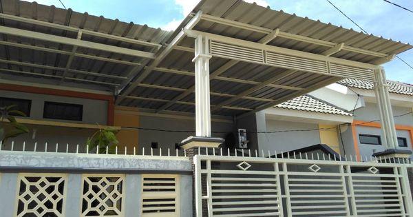 Kanopi Surabaya Besi Kanopi Minimalis Desain Interior Modern