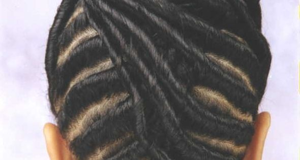 Silky Flat Twists Updo Natural Hair Pinterest See