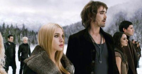 Twilight Saga Breaking Dawn Part 2 Vampires Large Saga Crepusculo
