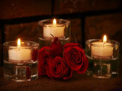 romantic candles in bedroom candle decorations on pinterest romantic