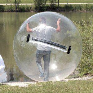 Human Water Walking Ball 2m Pool Walker Usa Seller W Air Blower
