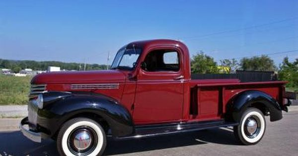 1941 Chevrolet 3 4 Ton Classic Chevy Trucks Chevy Trucks Chevy Trucks Accessories