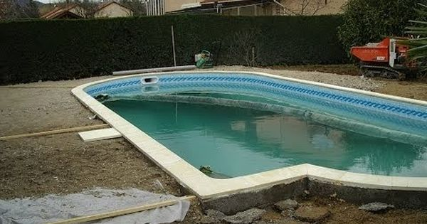 Build Your Own Inground Concrete Swimming Pool Diy Step By Step Youtube Concrete Swimming Pool Pool Water Features Swimming Pools