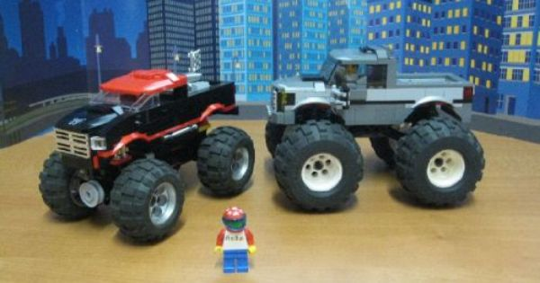 Gmc Chev Fanatics Gmcguys On Twitter Monster Trucks Lego