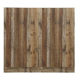 48 In X 8 Ft Smooth Weathered Barnboard Wall Panel Lowes Com In 2020 Wall Paneling Mdf Wall Panels Paneling